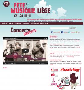 Site FMLg 2011